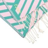 Futah_Beach_Towel_Comporta_Pink&Emerald;_3_min