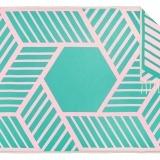 Futah_Beach_Towel_Comporta_Pink&Emerald;_1_B_min