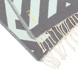 Futah_Beach_Towel_Benagil_Mint&Grey;_3_min