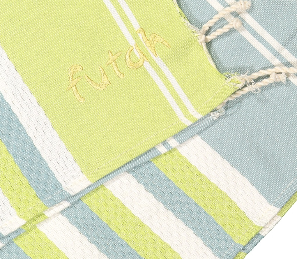Futah_Beach_Towel_KIDS_Canavial_Lime_4