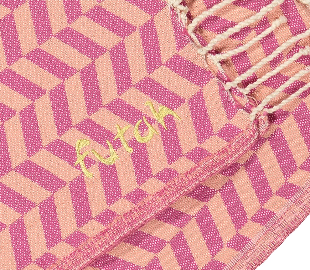 Futah_Beach_Towel_PortoSanto_Pink&Peach;_4