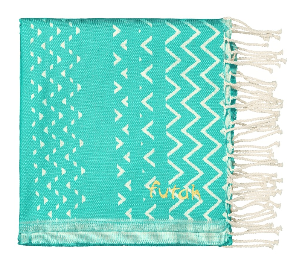 Futah_Beach_Towel_Barra_Emerald_2_A