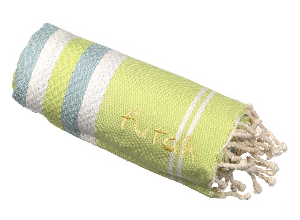 Futah_Beach_Towel_KIDS_Canavial_Lime_5