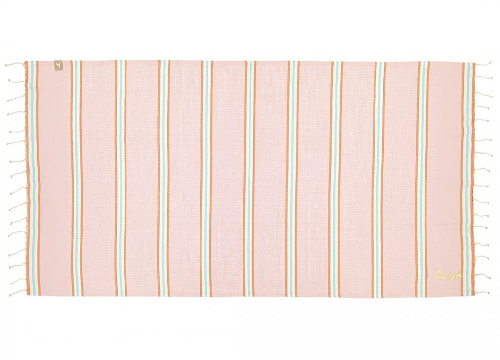 Futah_Beach_Towel_KIDS_Castelo_Pink_1