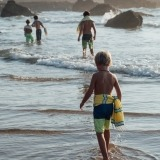 Futah_Beach_Towel_KIDS_Castelo_Teal_4_min