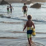 Futah_Beach_Towel_KIDS_Castelo_Teal_4_min