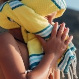 Futah_Beach_Towel_KIDS_Castelo_Yellow_3_min