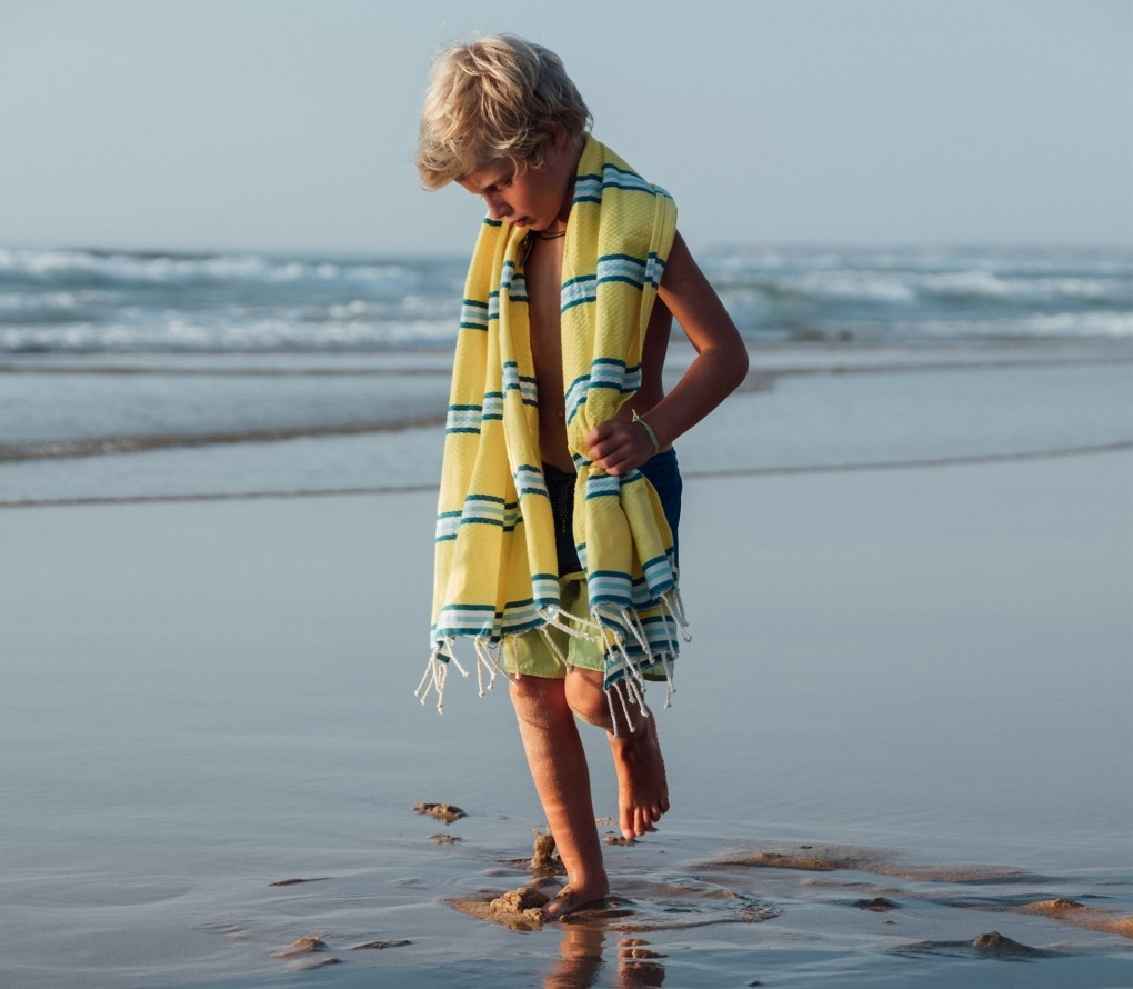 Futah_Beach_Towel_KIDS_Castelo_Teal_3
