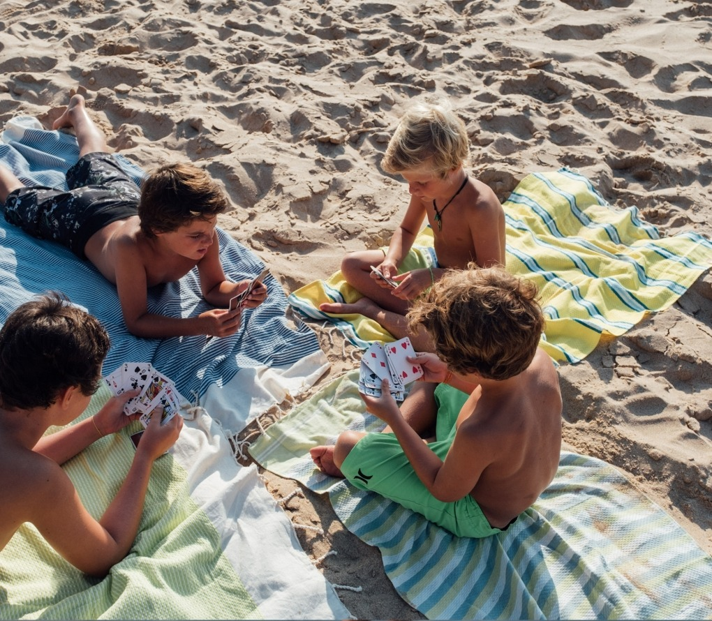 Futah_Beach_Towel_KIDS_Castelo_Teal_5