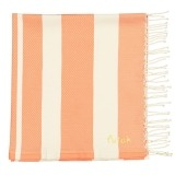 Futah_Beach_Towel_baleal_living coral_Folded_min