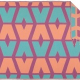 Futah_Beach_Towel_cova do vapor_ fuchsia & emerald 2_Back_min