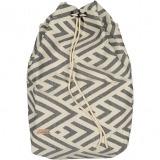 benagil 100% cotton backpackblack_Front_FUTAH_min