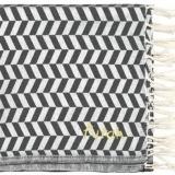 futah beach towels porto santo black and white_min