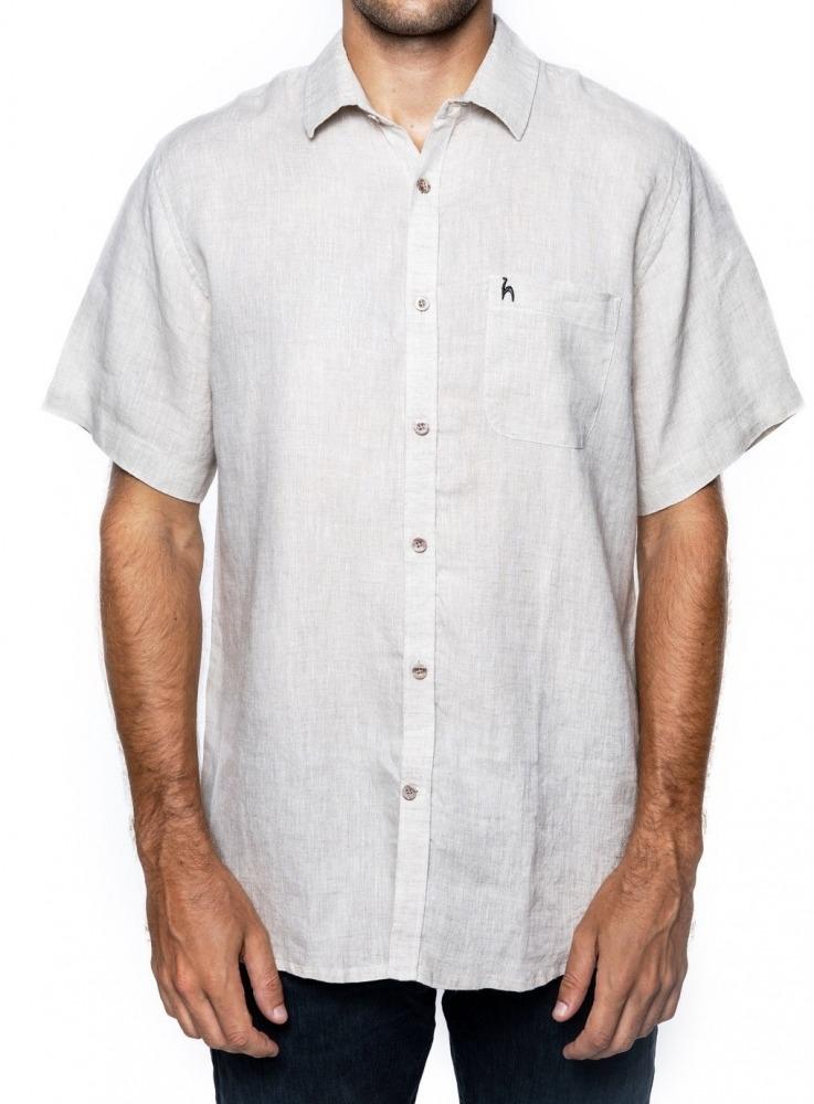 shirt linen front futah