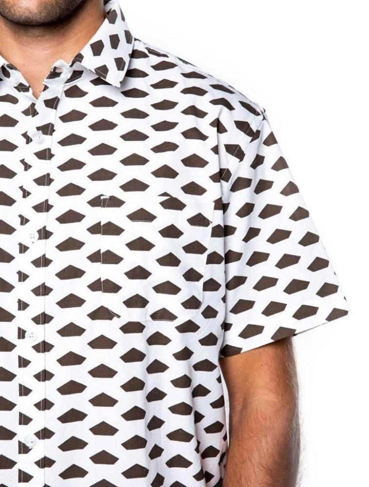 shirt lynx detail futah