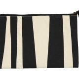 Clutch L Ciconia Coral Black_Back_min