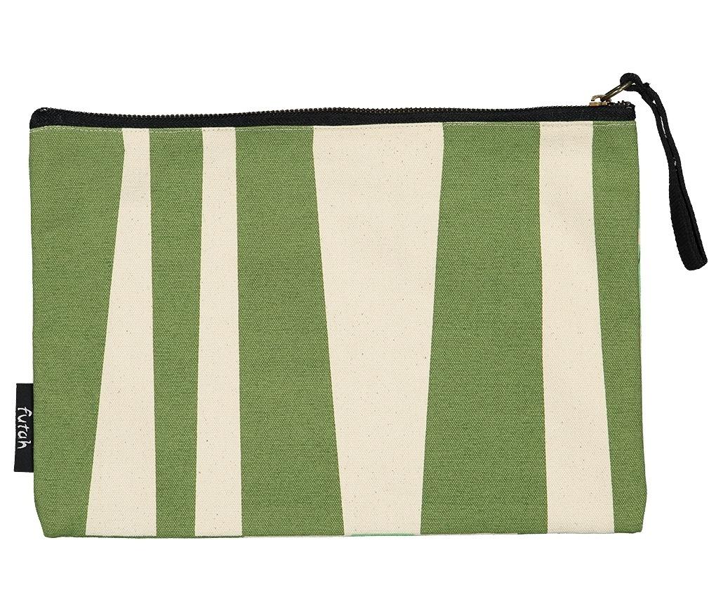 Clutch L Chamaeleo-Jungle-Green-back