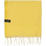 futah beach towels kids towel Ericeira Kids Towel Mustard Folded_min