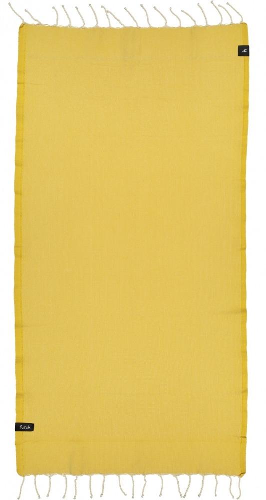 Futah kid ericeira mustard_Front