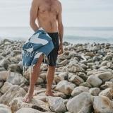 futah beach towels single Malcata Single Towel Blue Lookbook 1 DSC00018_min