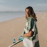 futah beach towels poncho Formosa Poncho Verdant Green Lookbook 2 DSC00528_min