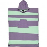 futah beach towels poncho Formosa Poncho Purple Water Front_min