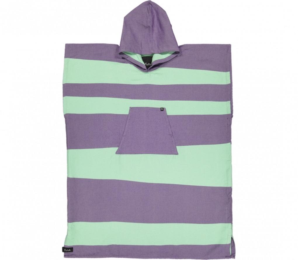 futah beach towels poncho Formosa Poncho Purple Water Front