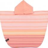poncho baby sprtb peach_Front_FUTAH_min