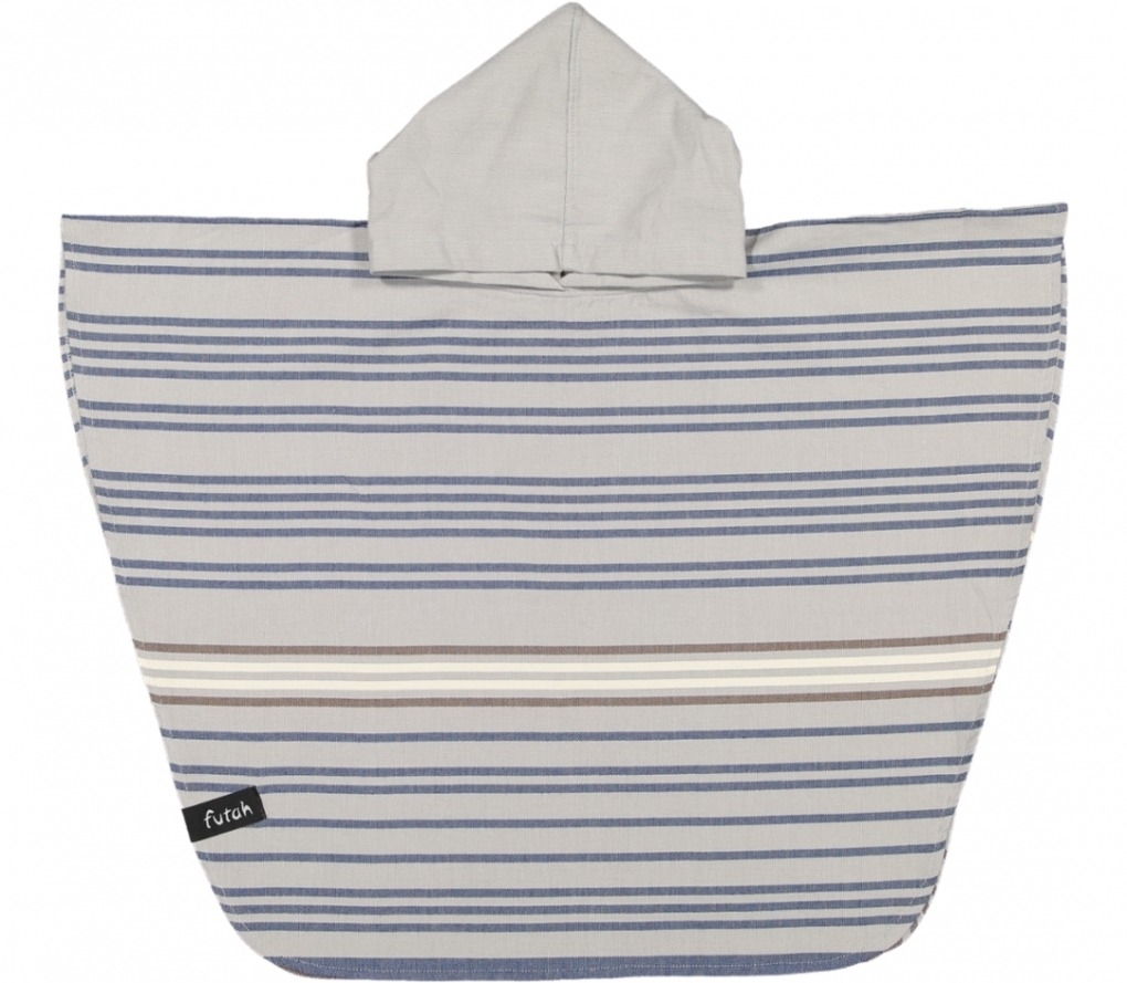 poncho baby sprtbs blue_Front_FUTAH