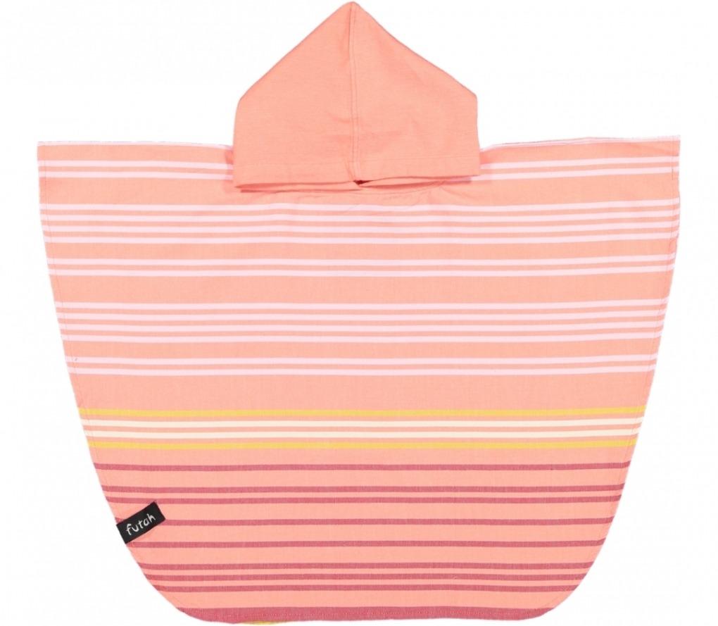poncho baby sprtb peach_Front_FUTAH