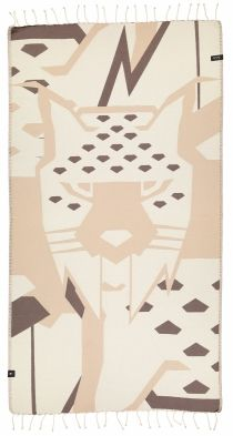 Futah - WWF Lynx Single Towel