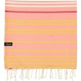 futah beach towels single Supertubos Single Towel Peach Folded_min