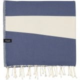 futah beach towels single Formosa Single Towel Indigo Blue Folded_min