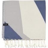 futah beach towels single Hippocampus Single Towel Indigo Blue_min