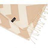 futah beach towels single Malcata Single Towel Mocha Detail _min