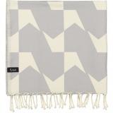 futah beach towels single guadiana opal grey_Folded_FUTAH_min