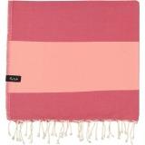 futah beach towels single Formosa Single Towel Coral Peach Folded_min