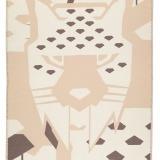 futah beach towels single Lynx Single Towel Chestnut Front_2_min