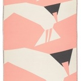 futah beach towels single Ciconia Single Towel Coral Front_1_min