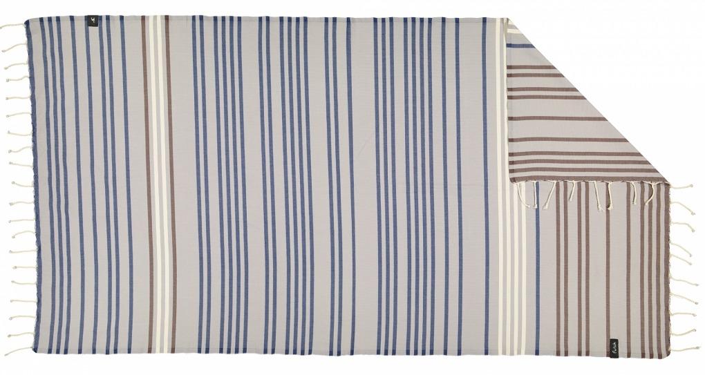 futah beach towels single Supertubos Single Towel Blue Front