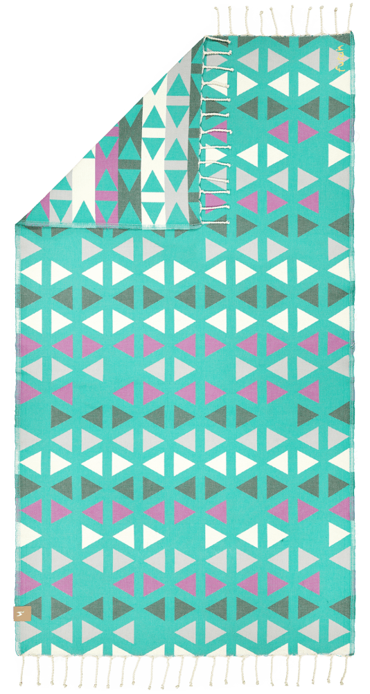 Futah_Beach_Towel_SantaBarbara_Emerald_1_A