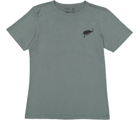 Futah - Chamaeleo Jungle Green T-Shirt