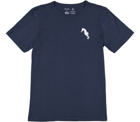 Futah - Hippocampus Blue T-shirt
