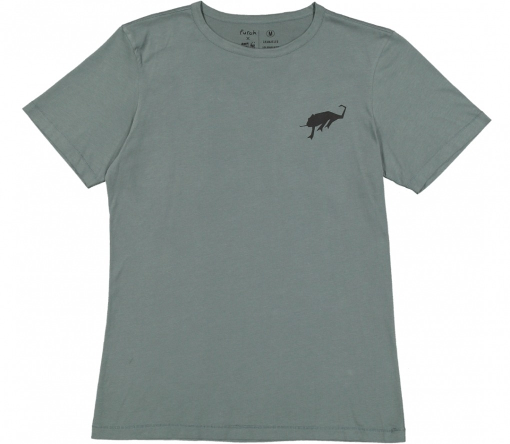 tshirt chameleon_Front_FUTAH
