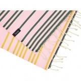 futah beach towels single Supertubos Single Towel Mustard Details_min