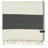 XL Towel Formosa Deep Black Folded_min