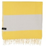 XL Towel Formosa Mustard Grey Folded_min