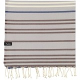 futah beach towels single Supertubos Single Towel Blue Folded_min