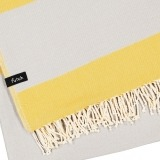 XL Towel Formosa Mustard Grey Detail_min
