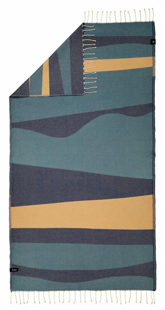 VOUGA_SINGLE_ BEACH TOWEL_BLUE_5600373064453_1